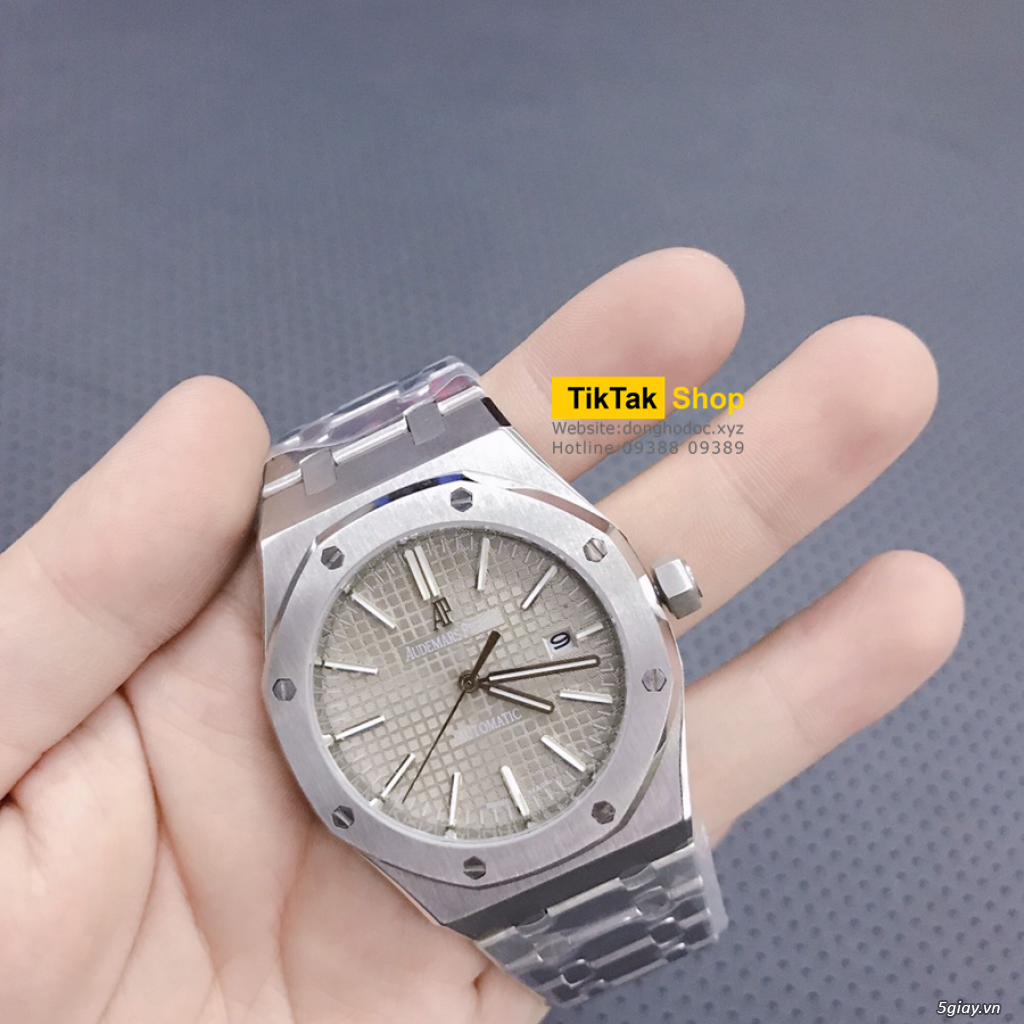 Đồng hồ Patek, Longines, IWC, AP, Omega, Rolex Automatic Replica 1:1 - 7