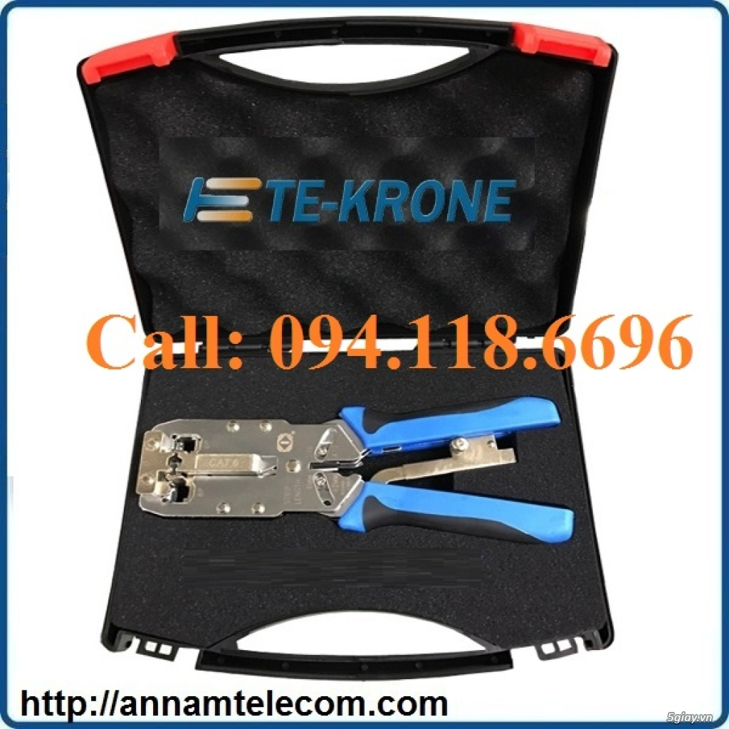 Bộ dụng cụ làm mạng TE-NetLink K-507 - 10