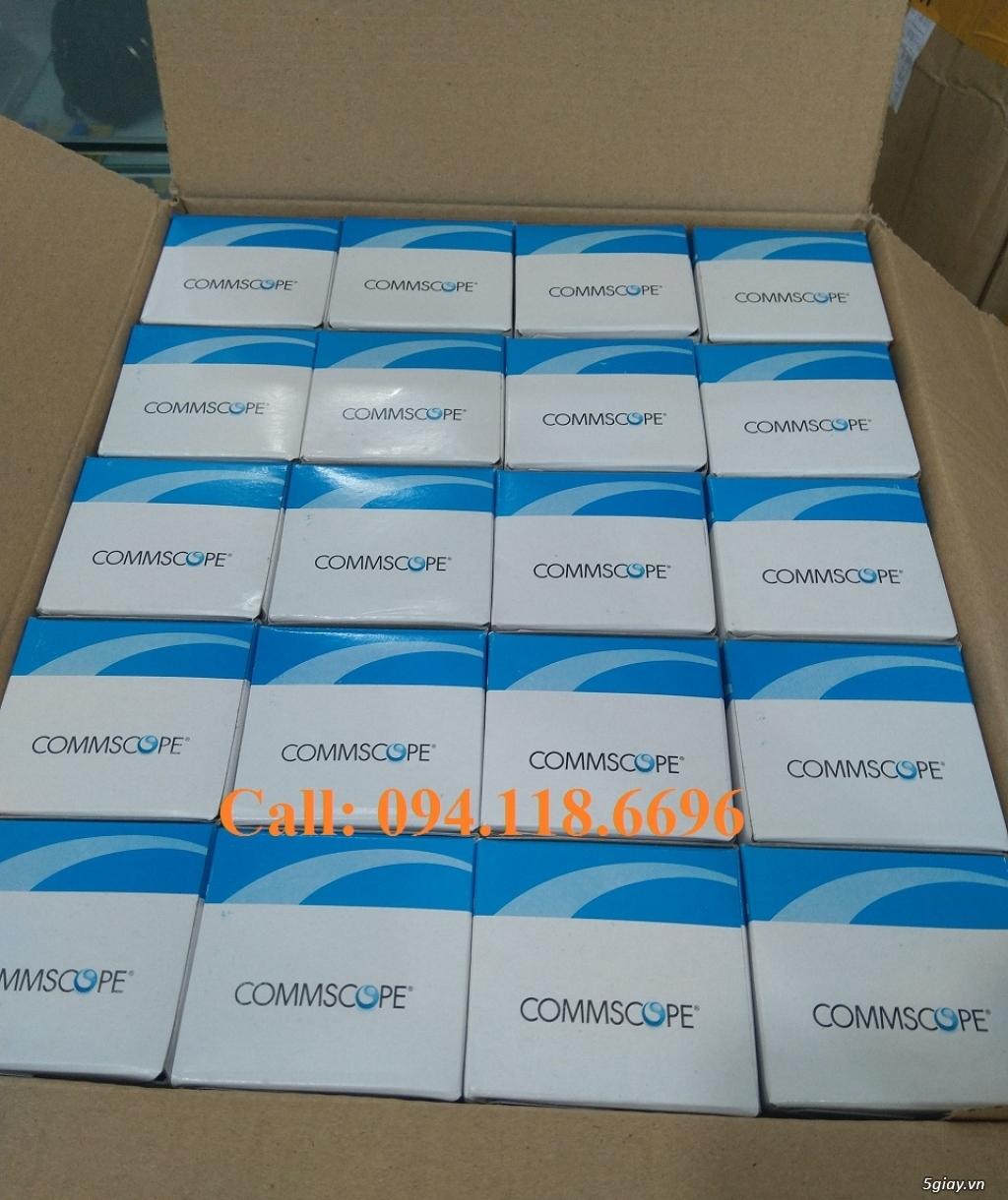 Đầu bấm hạt mạng RJ45 Cat6 Commscope mã 5-554720-3 có sẵn hàng - 7