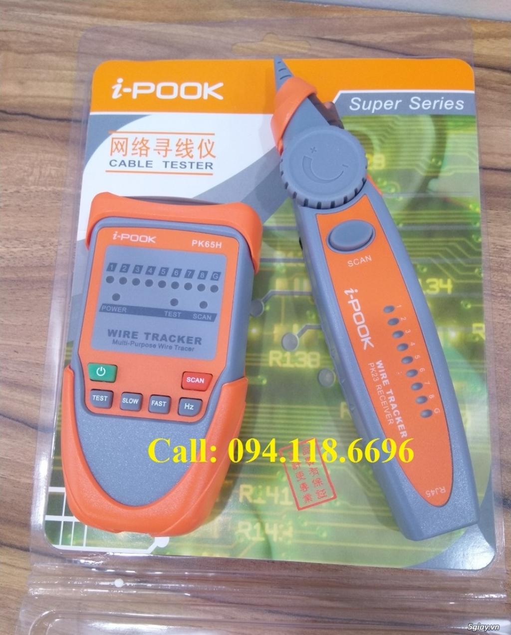 Bộ dụng cụ làm mạng TE-NetLink K-507 - 7