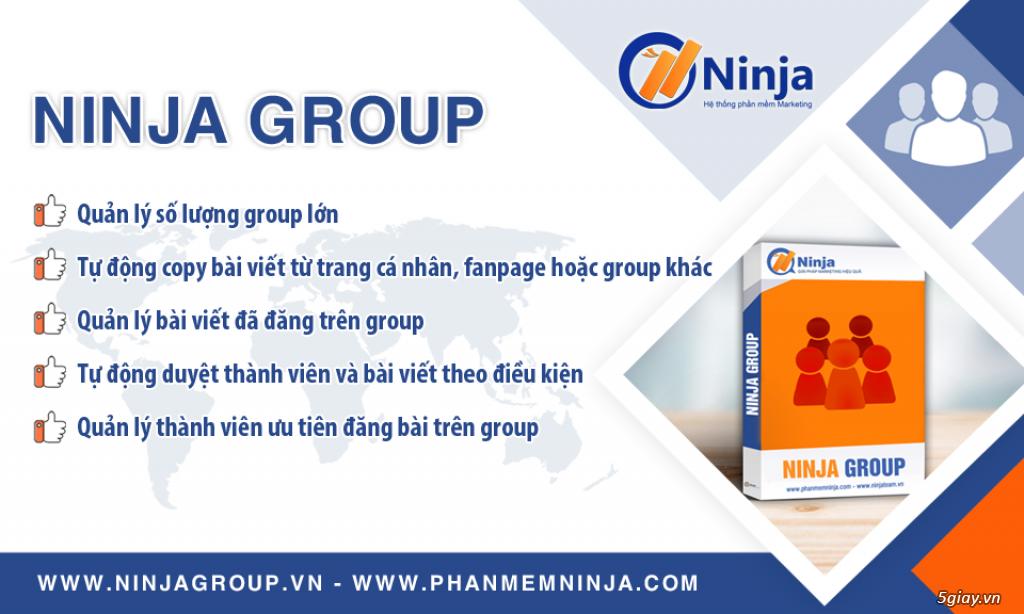 Phần mềm Ninja Care – Hướng dẫn chăm sóc tài khoản facebook - 1