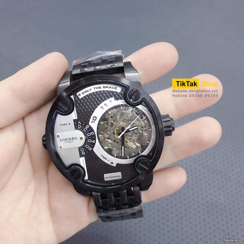 Đồng hồ Patek, Longines, IWC, AP, Omega, Rolex Automatic Replica 1:1 - 1