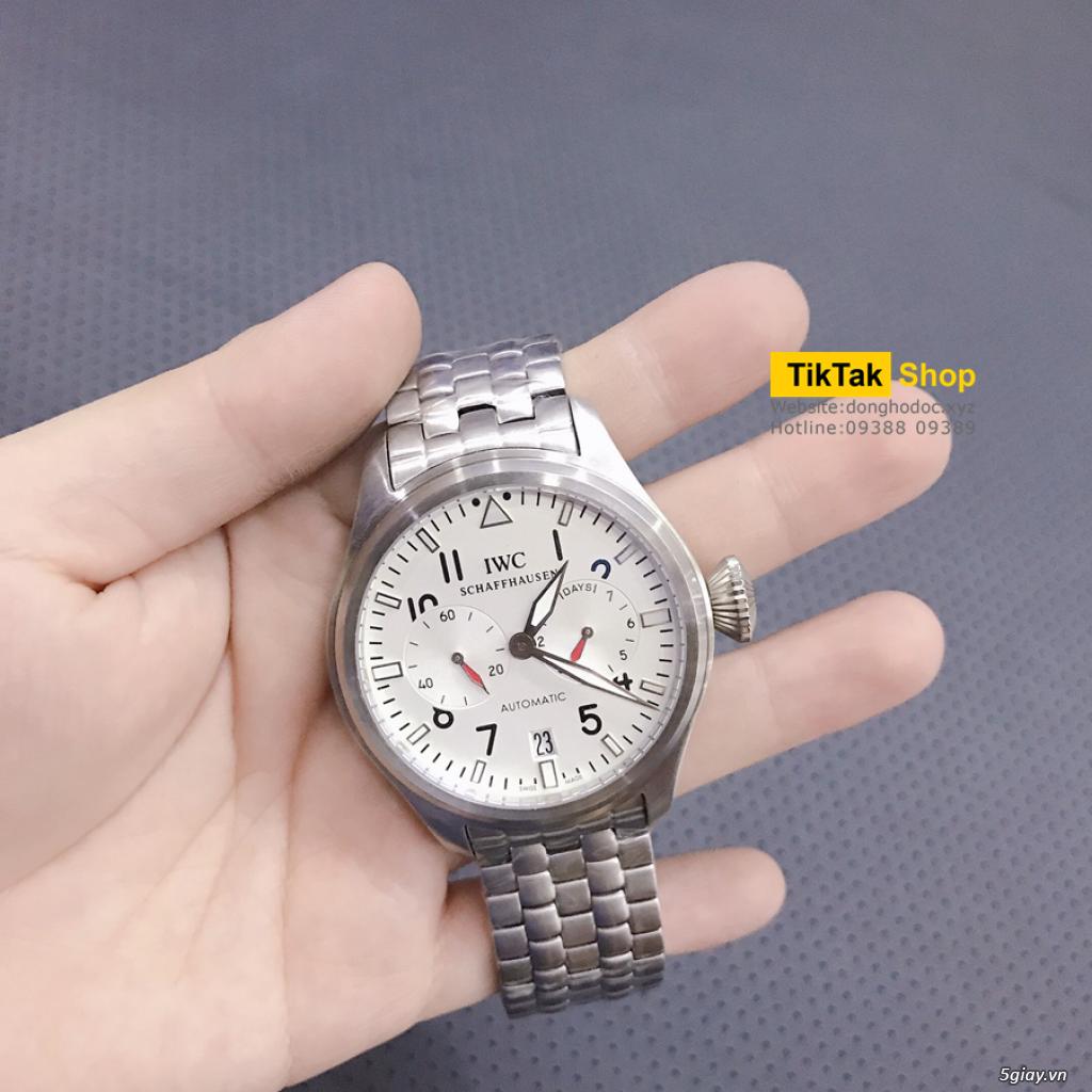 Đồng hồ Patek, Longines, IWC, AP, Omega, Rolex Automatic Replica 1:1 - 12