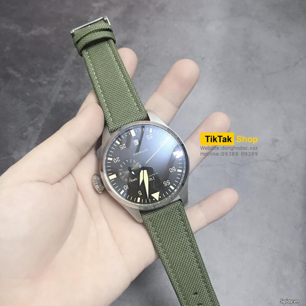 Đồng hồ Patek, Longines, IWC, AP, Omega, Rolex Automatic Replica 1:1 - 14