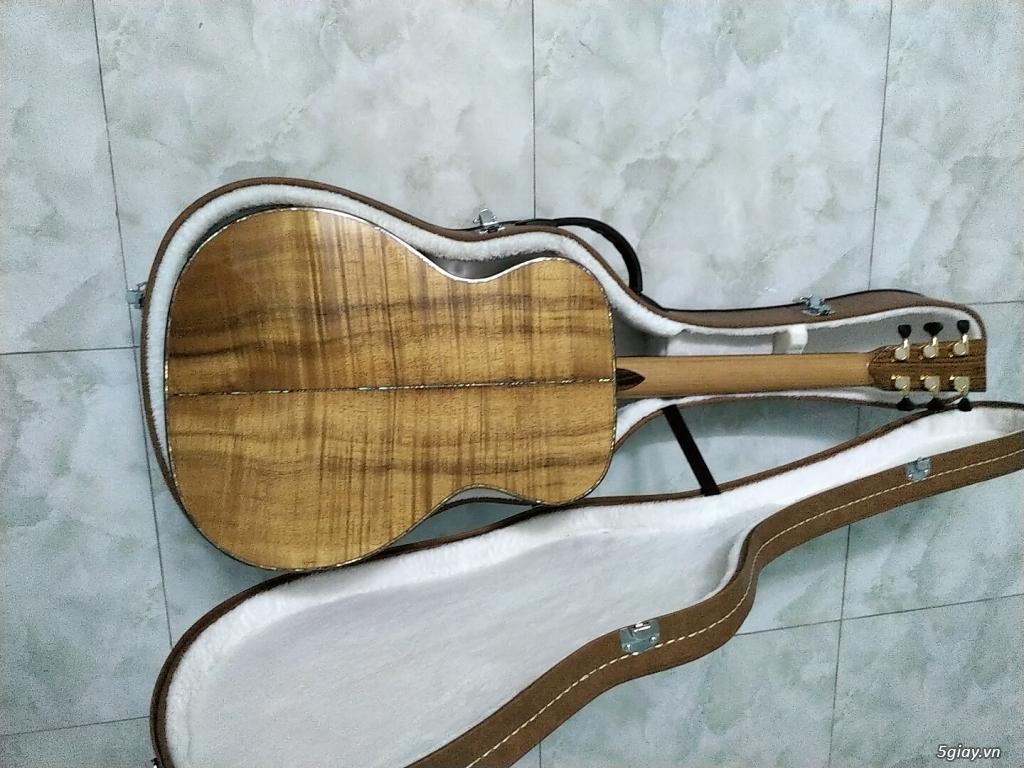 Bán đàn guitar Anguitar - OM450 (Full Koa Hawaii) - 2