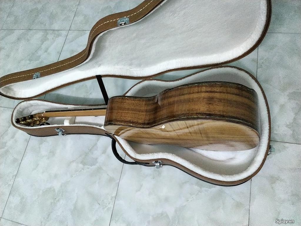 Bán đàn guitar Anguitar - OM450 (Full Koa Hawaii) - 1
