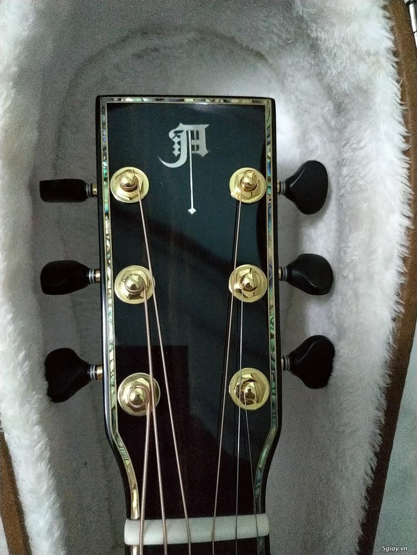 Bán đàn guitar Anguitar - OM450 (Full Koa Hawaii) - 3