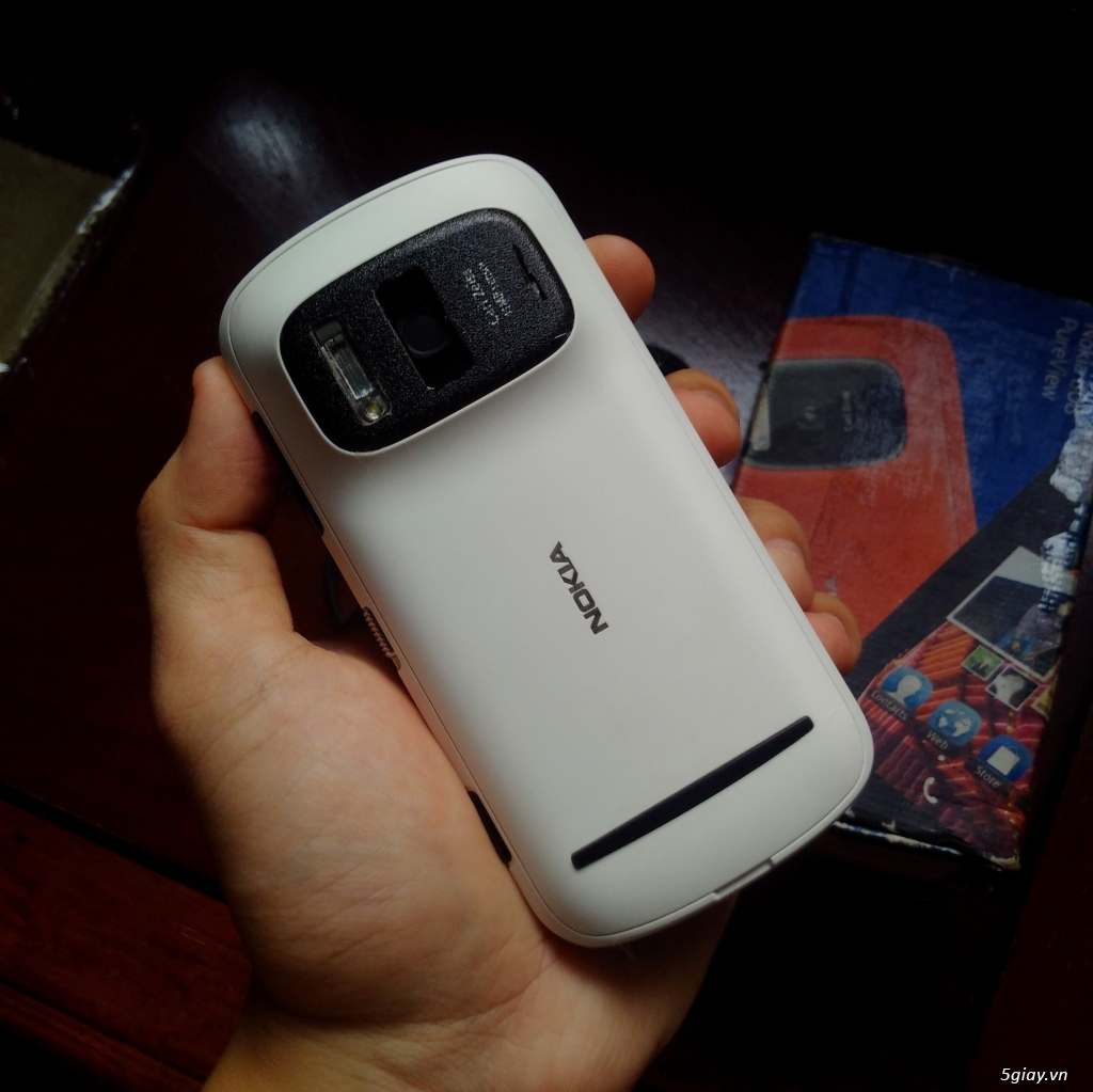 Nokia 808 Pureview Fullbox - 2