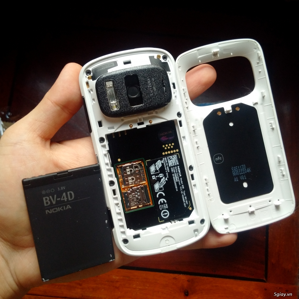 Nokia 808 Pureview Fullbox - 11