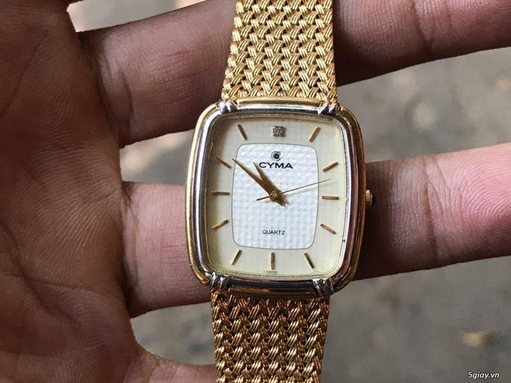 Đồng hồ  Skagen  . Seiko, Swatch  chính hãng giá tốt - 6