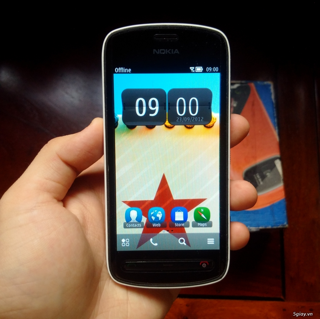 Nokia 808 Pureview Fullbox - 8