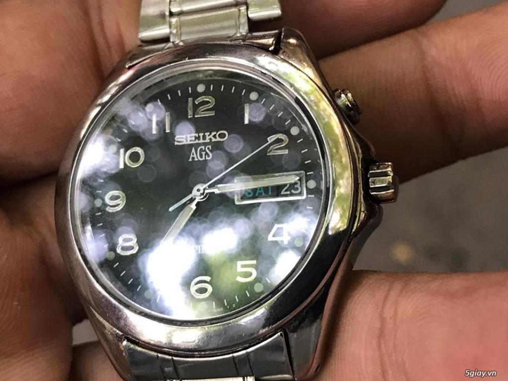 Đồng hồ  Skagen  . Seiko, Swatch  chính hãng giá tốt - 3
