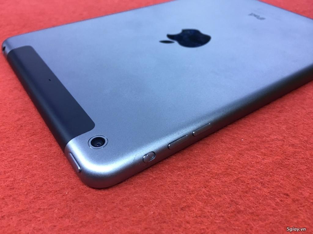 Ipad mini 2-3-4 16G bản wifi + 4G đẹp 99% bao zin chưa bung Fulloption - 4