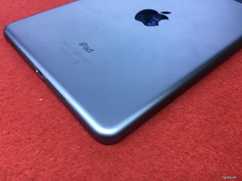 Ipad mini 2-3-4 16G bản wifi + 4G đẹp 99% bao zin chưa bung Fulloption - 2
