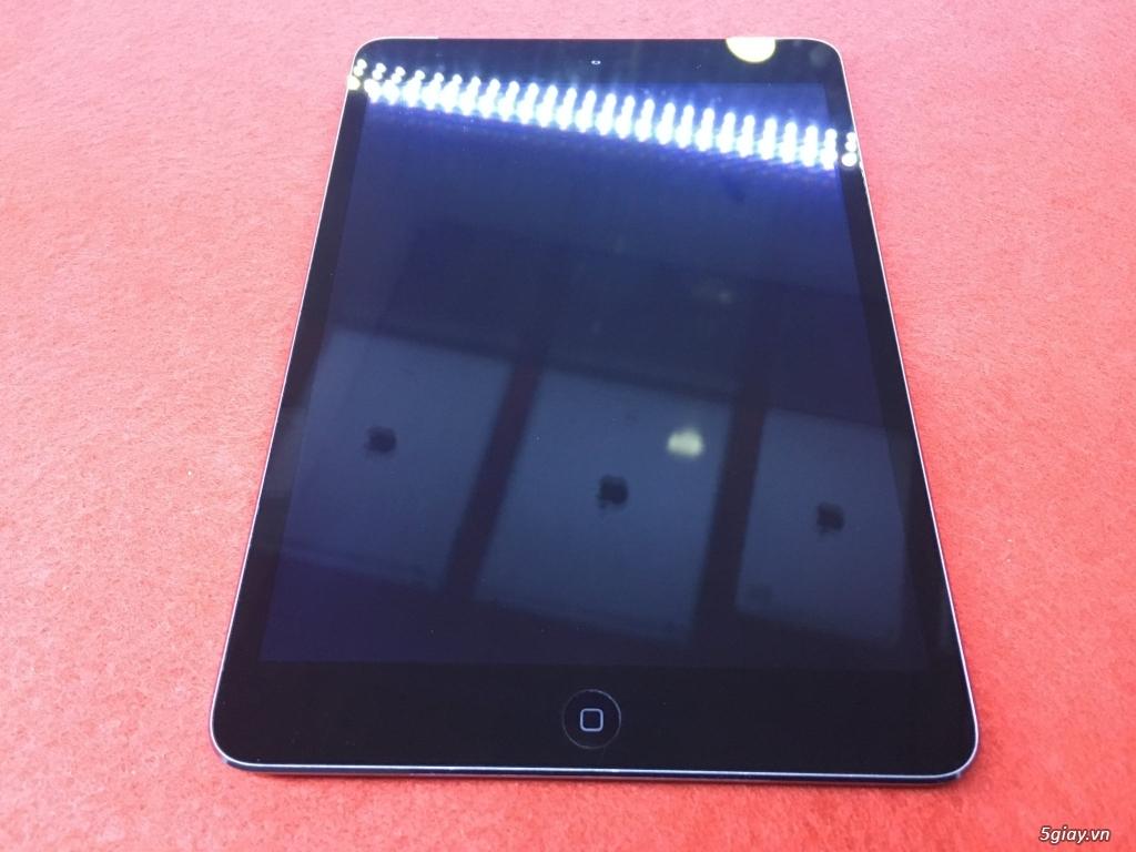 Ipad mini 2-3-4 16G bản wifi + 4G đẹp 99% bao zin chưa bung Fulloption