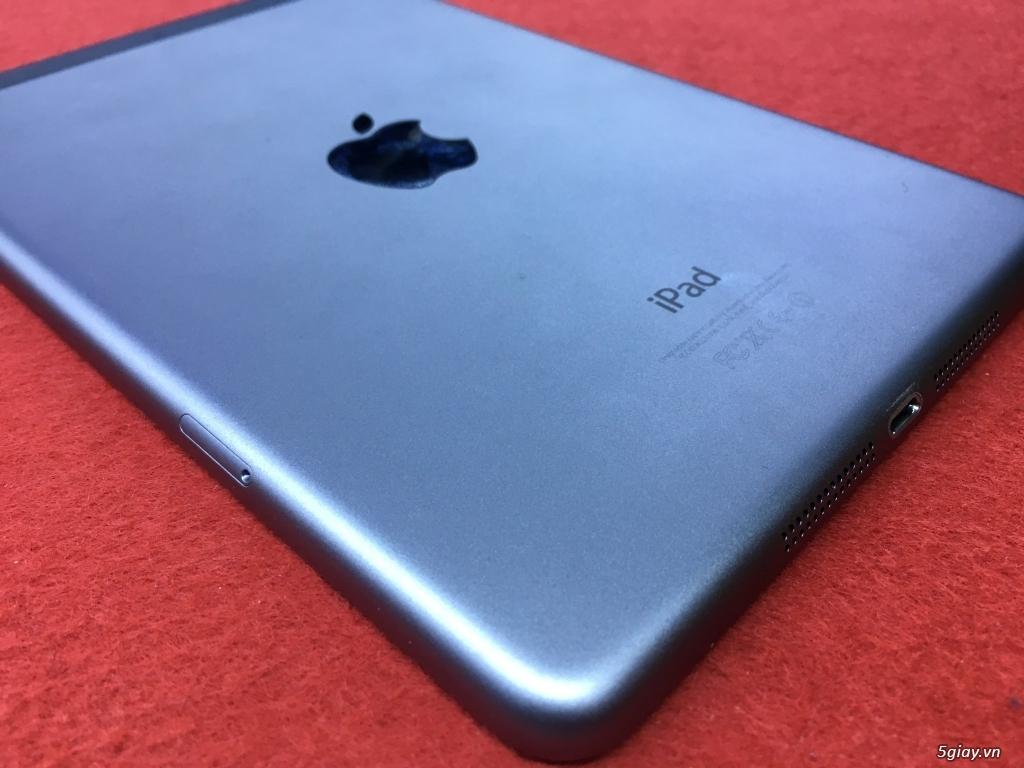 Ipad mini 2-3-4 16G bản wifi + 4G đẹp 99% bao zin chưa bung Fulloption - 5
