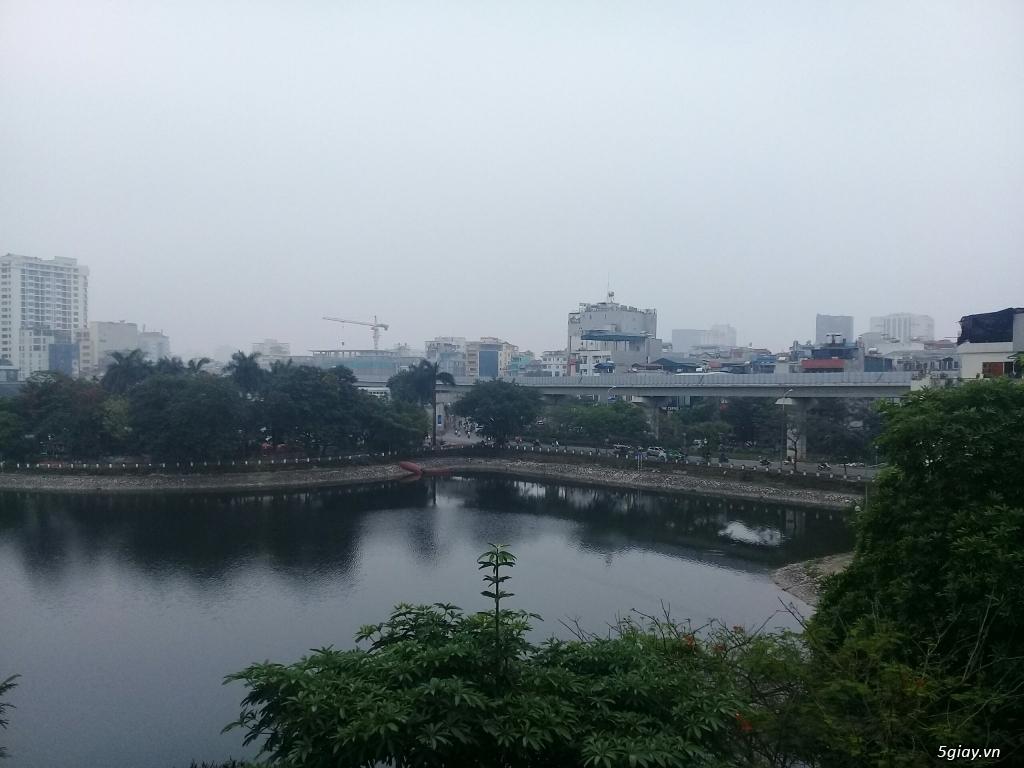 Cho thuê 240m2 nhà mặt hồ Hoàng Cầu - 11