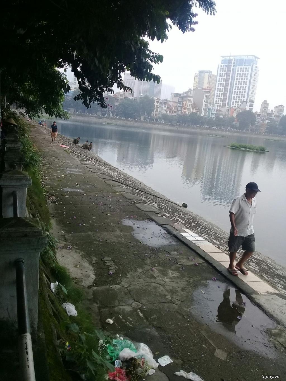 Cho thuê 240m2 nhà mặt hồ Hoàng Cầu - 5