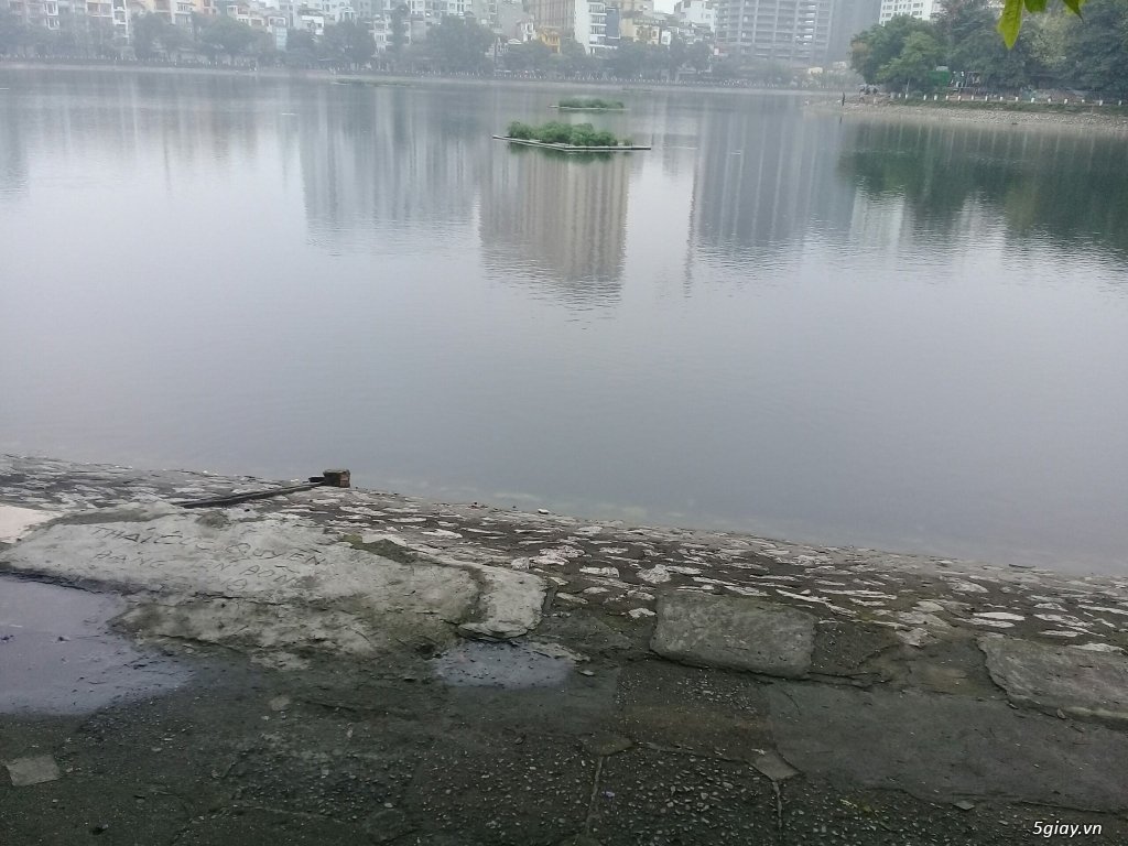 Cho thuê 240m2 nhà mặt hồ Hoàng Cầu - 7