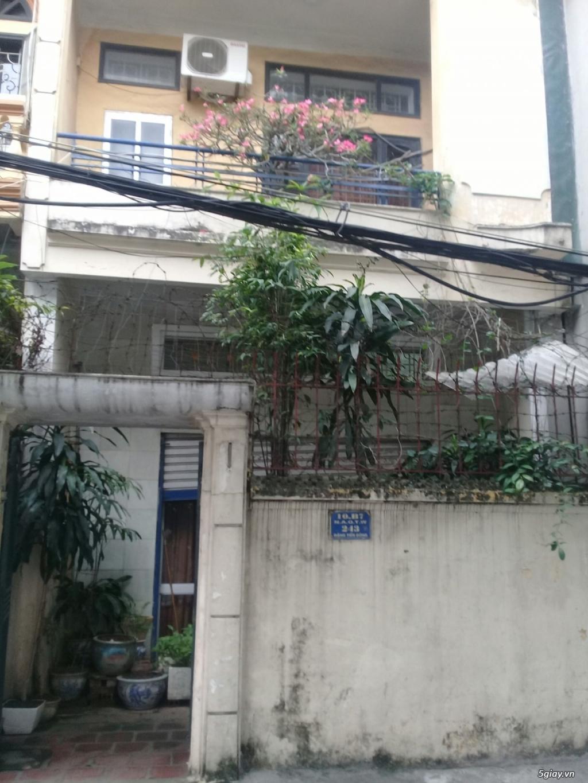 Cho thuê 240m2 nhà mặt hồ Hoàng Cầu - 13