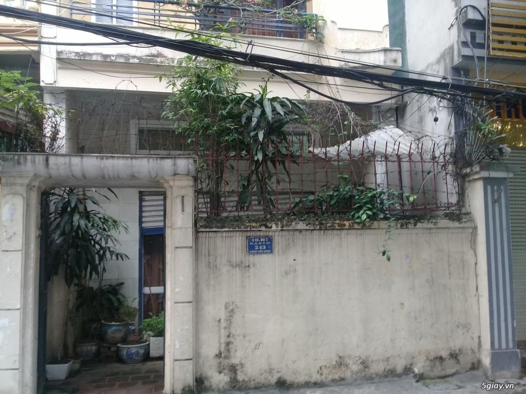 Cho thuê 240m2 nhà mặt hồ Hoàng Cầu - 2