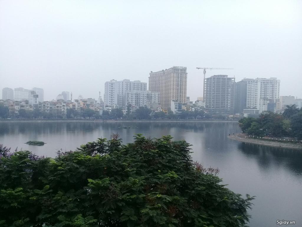 Cho thuê 240m2 nhà mặt hồ Hoàng Cầu - 4