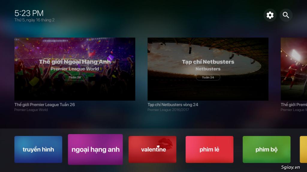 Fpt Play Box 2019 | Android box 4K thế hệ mới nhất - 1