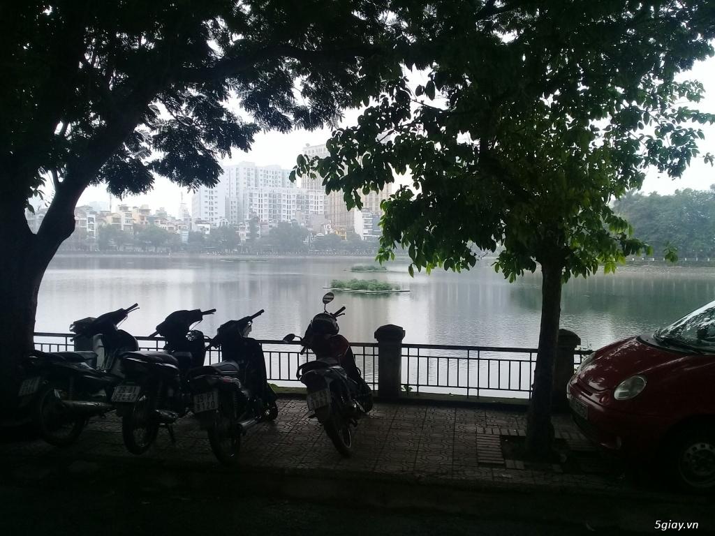 Cho thuê 240m2 nhà mặt hồ Hoàng Cầu - 1