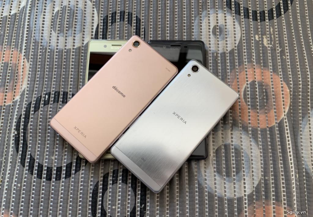 Điện thoại Xperia X Performance nhật likenew 99% - 2