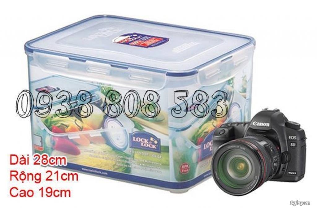 [mshopcamera] hộp chống ẩm, hạt hút ẩm (xanh, trắng), ẩm kế cơ, điện tử, mút chống sốc - giá rẻ !!! - 13