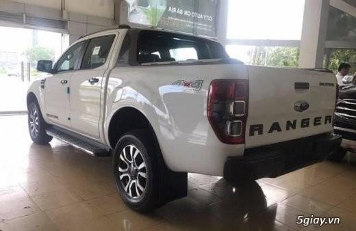 Ranger Wildtrak 2.0 Bi-Turbo 2019 giảm ngay 40 tiền mặt, tặng phụ kiện - 3