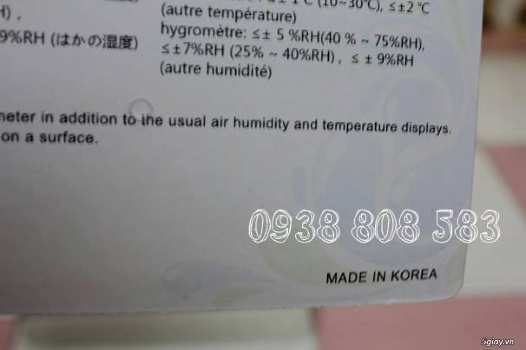 [mshopcamera] hộp chống ẩm, hạt hút ẩm (xanh, trắng), ẩm kế cơ, điện tử, mút chống sốc - giá rẻ !!! - 29