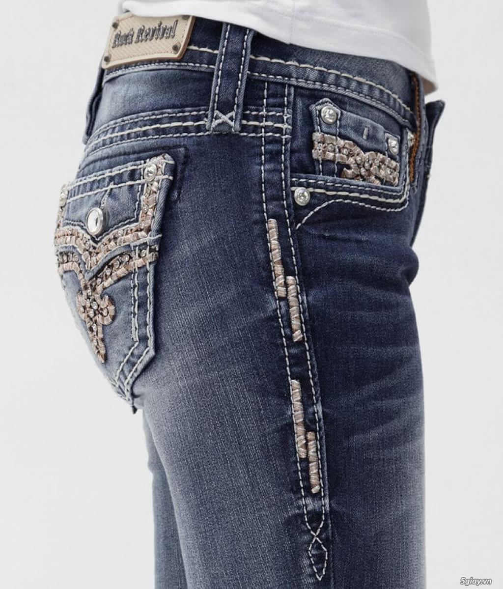 Quần jeans ROCK REVIVAL xuất dư xịn chính hãng - 3