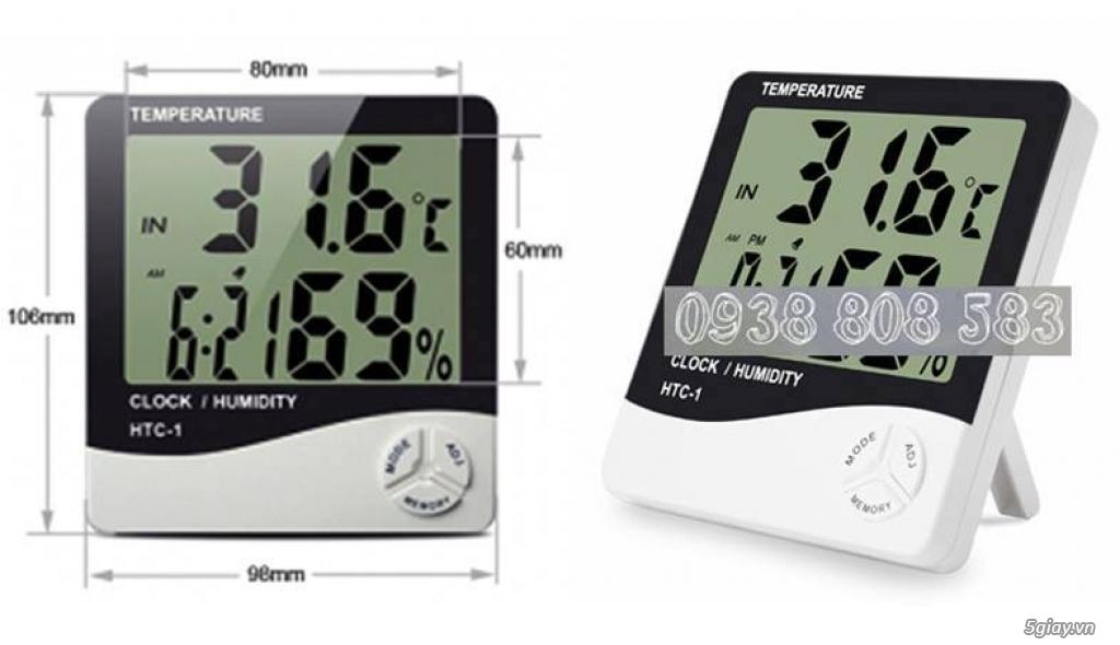 [mshopcamera] hộp chống ẩm, hạt hút ẩm (xanh, trắng), ẩm kế cơ, điện tử, mút chống sốc - giá rẻ !!! - 27