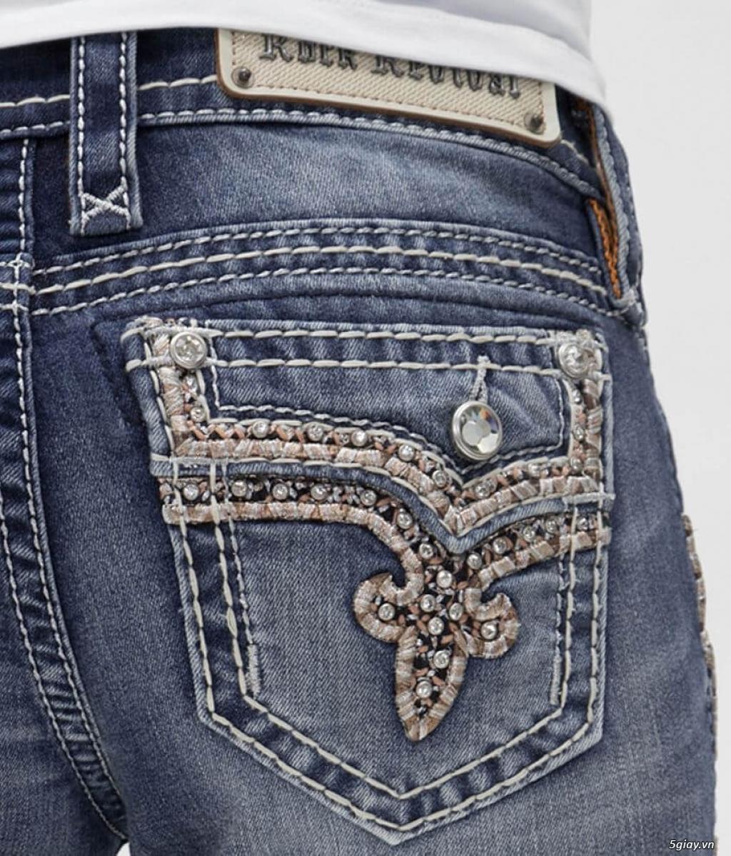 Quần jeans ROCK REVIVAL xuất dư xịn chính hãng - 2