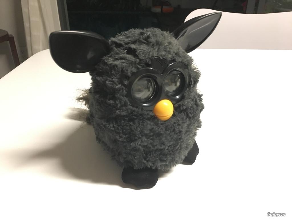 Black Furby Boom 2012