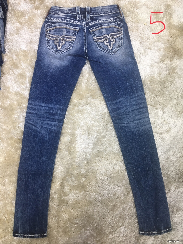 Quần jeans ROCK REVIVAL xuất dư xịn chính hãng