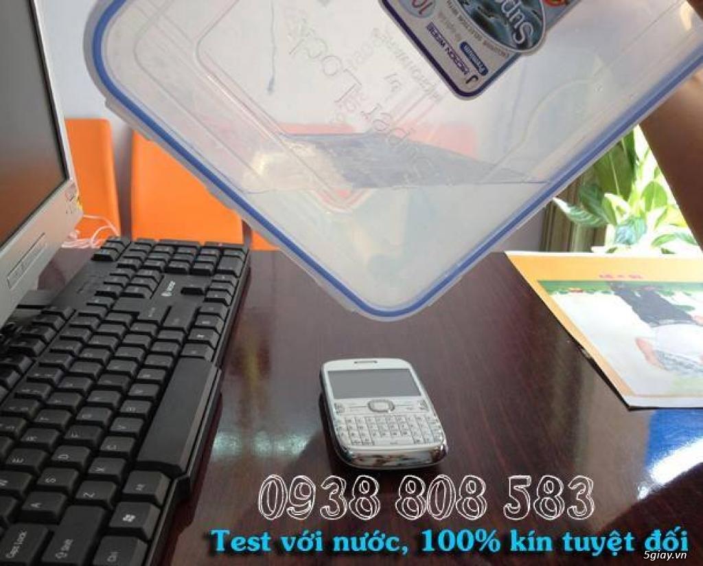 [mshopcamera] hộp chống ẩm, hạt hút ẩm (xanh, trắng), ẩm kế cơ, điện tử, mút chống sốc - giá rẻ !!! - 3