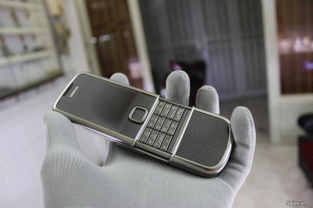 Nokia 8800 carbon - 2