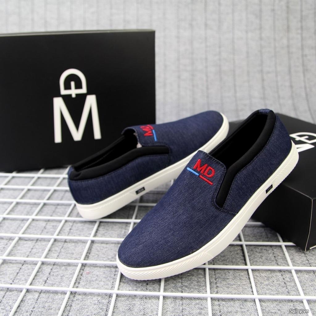 Giày Lười Vải Nam G363 Sỉ - 2