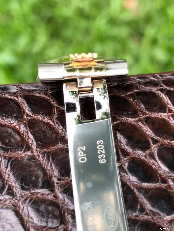 Chuyên Rolex bọc vàng 18k,độ máy chính hãng,kim cương - 37