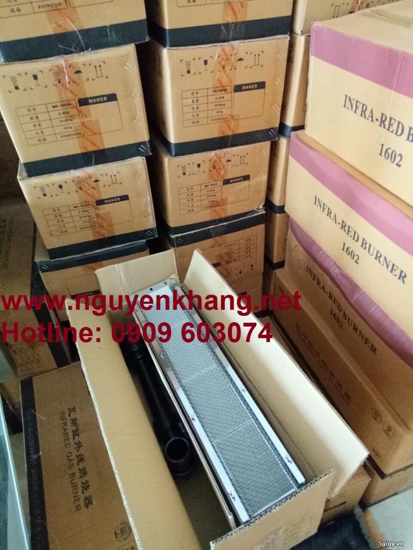 Bán bếp hồng ngoại 1602a tại TP HCM- Bếp hồng ngoại cho máy rang