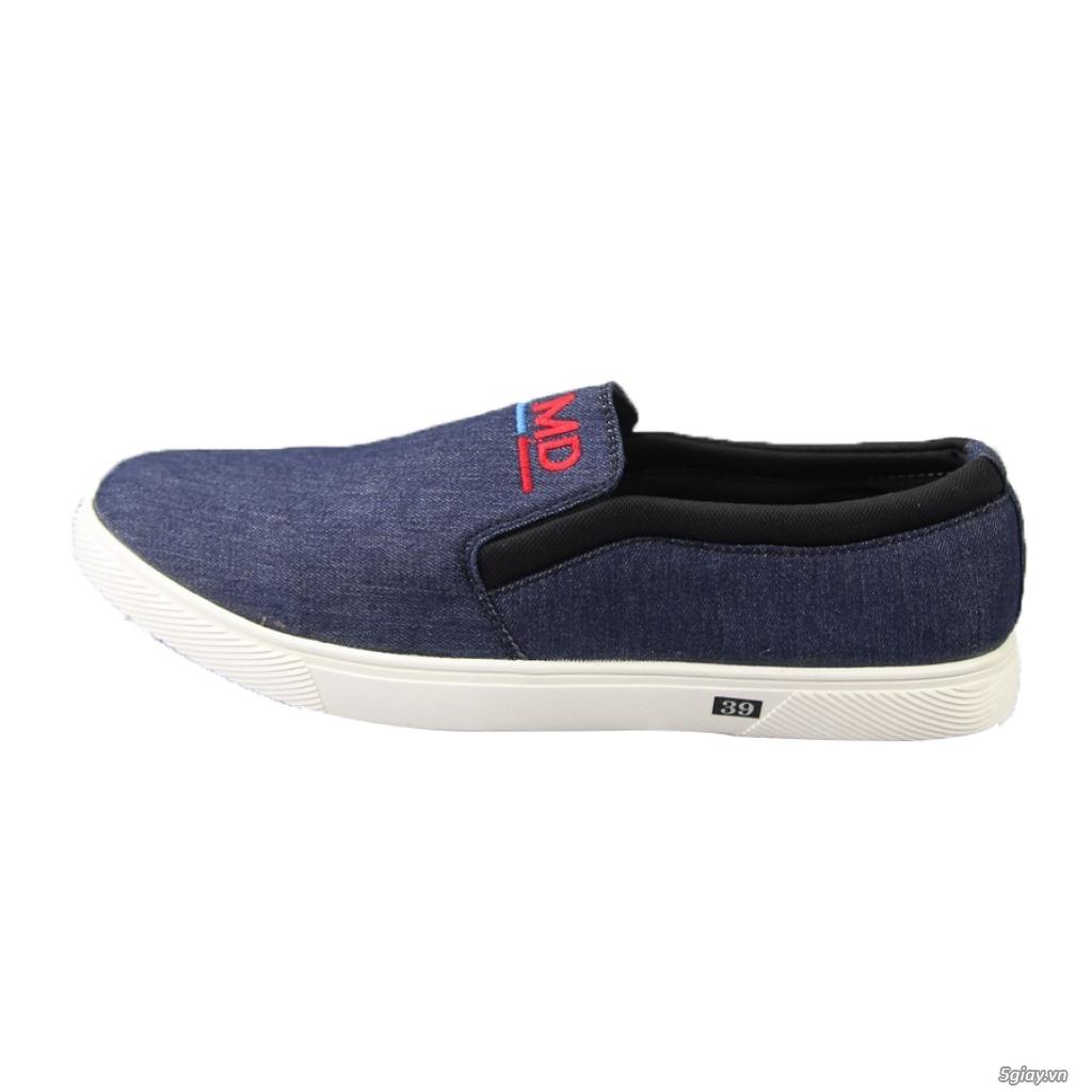 Giày Lười Vải Nam G363 Sỉ