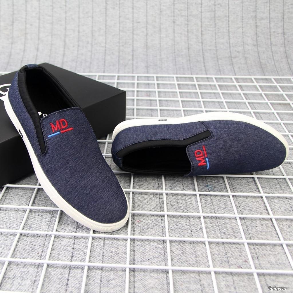 Giày Lười Vải Nam G363 Sỉ - 4