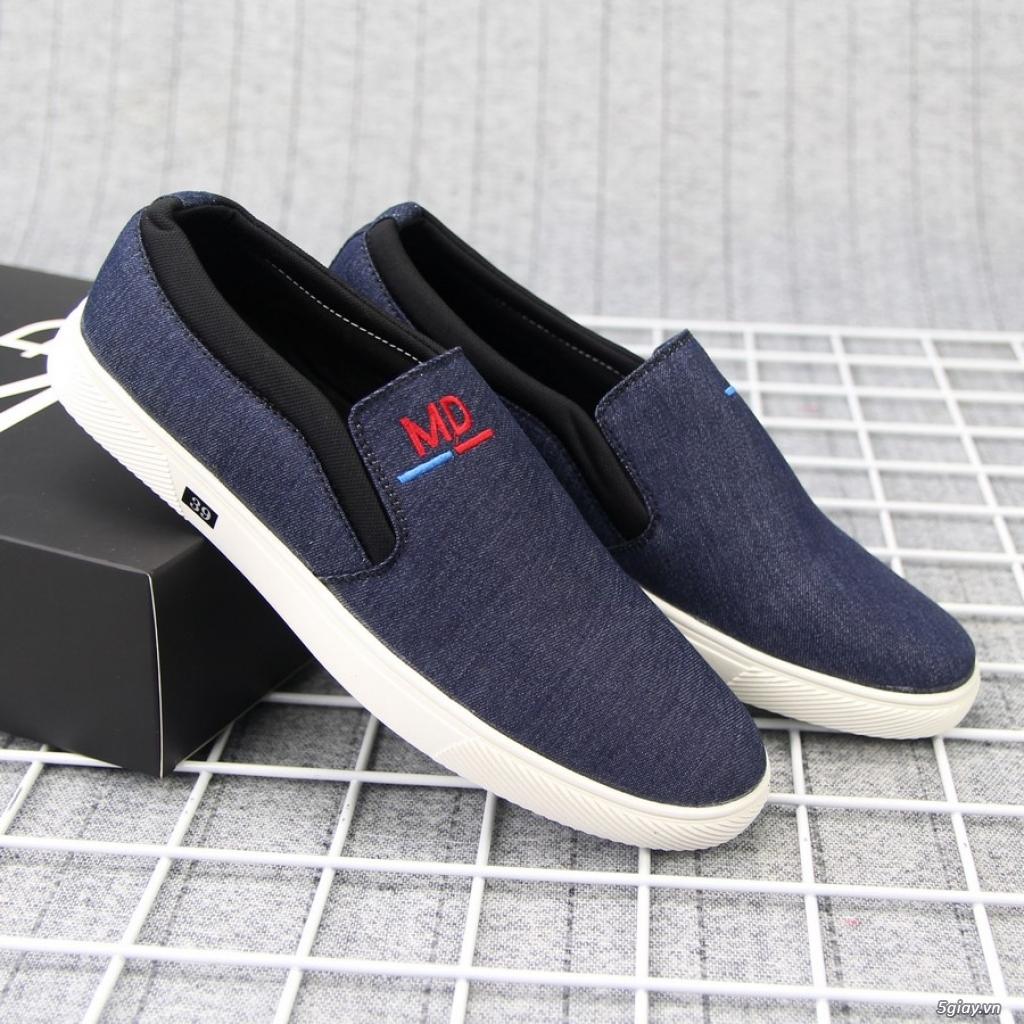 Giày Lười Vải Nam G363 Sỉ - 3