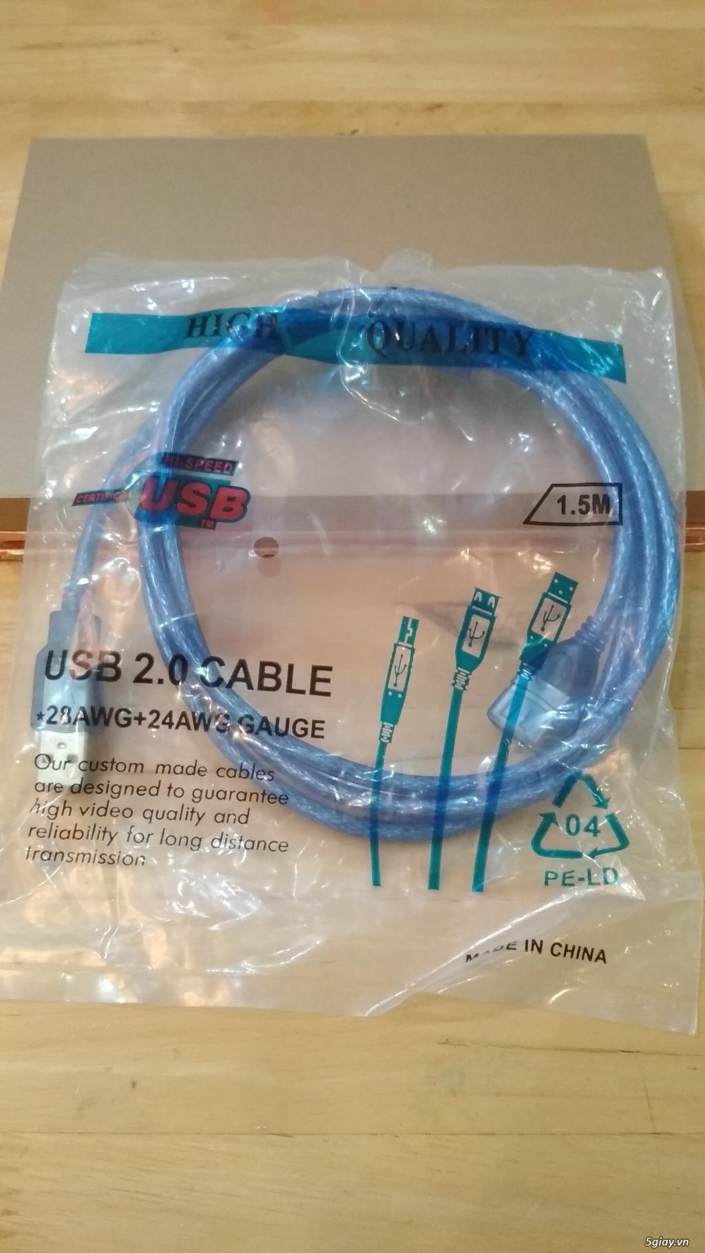 TB mạng:buffalo,CAT6,CAT7,test mạng,kềm tuốt,usb to VGA,nối dài USB - 9