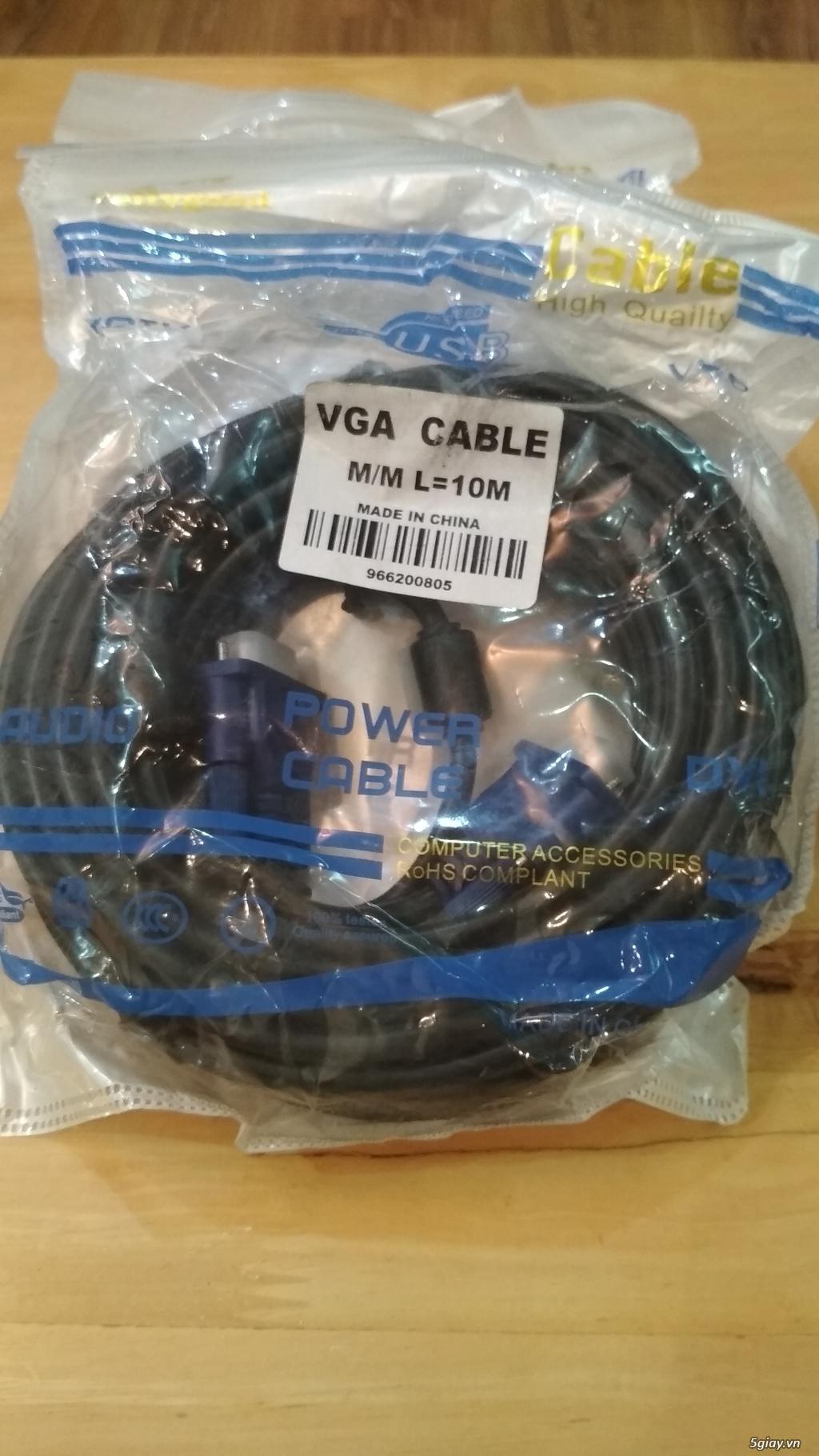 TB mạng:buffalo,CAT6,CAT7,test mạng,kềm tuốt,usb to VGA,nối dài USB - 8