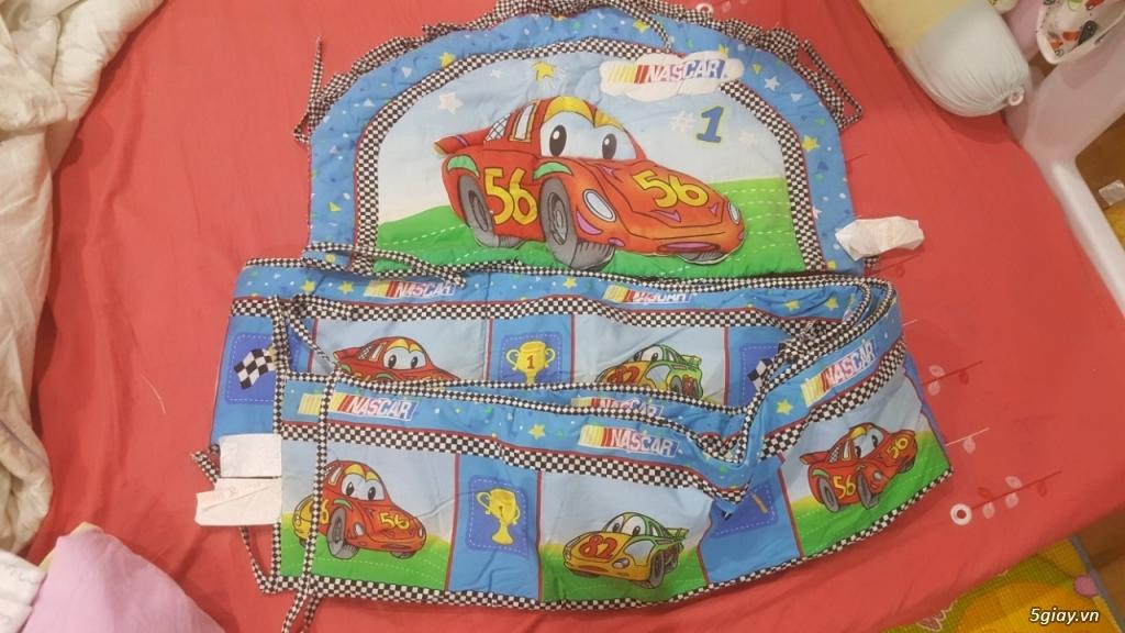 Thanh lý Nôi rung FisherPrice Zen Collection Cradle Swing, bộ quây cũi - 1