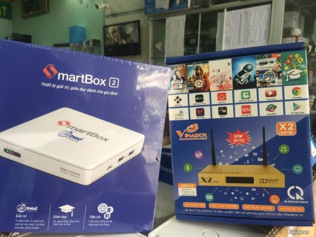 VNPT SMARTBOX 2 – CÓ INTERNET, CÓ TIVI