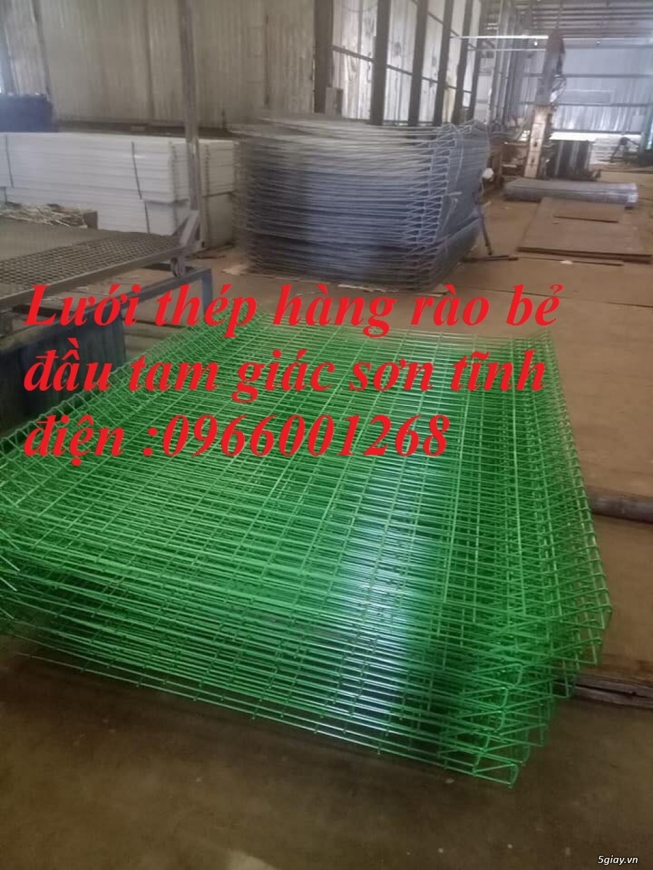 Lưới thép hàng rào D5 a50x200 hàng rào mạ kẽm ,sơn tĩnh điện giá rẻ